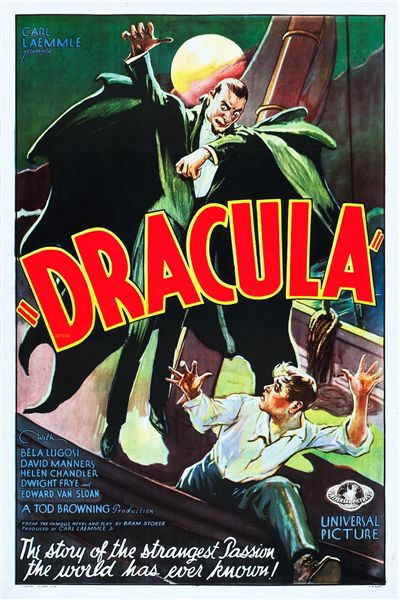 Picture Of Dracula 1931
