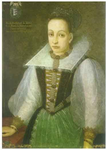Picture Of Elizabeth Bathory Portrait