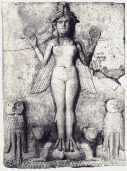 Picture Of Lilit In Queen Of The Night Relief