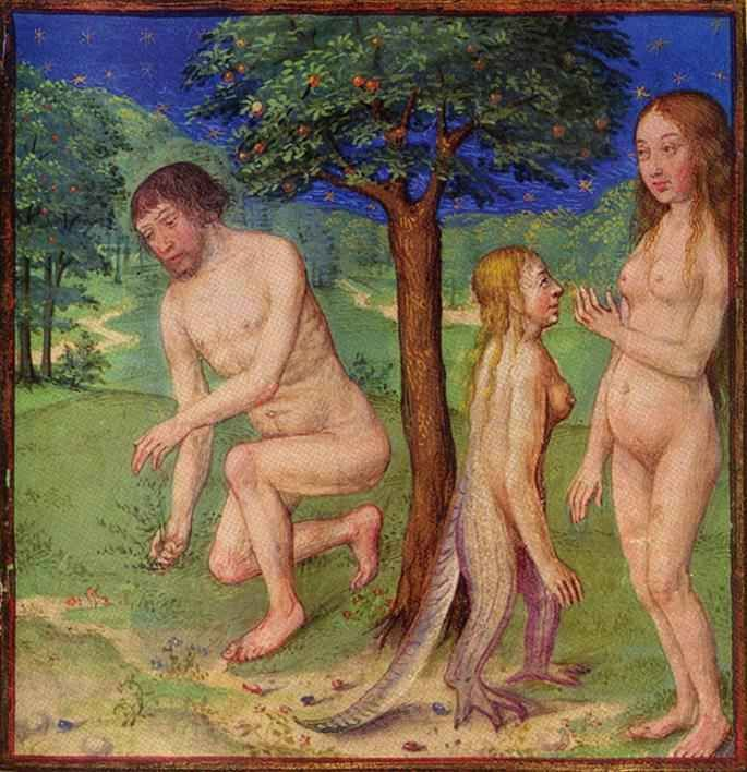 Picture Of Lilith Adam Eve