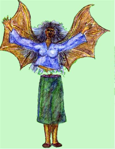 Picture Of Manananggal