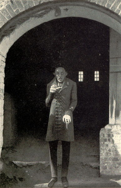 Picture Of Nosferatu Vampire