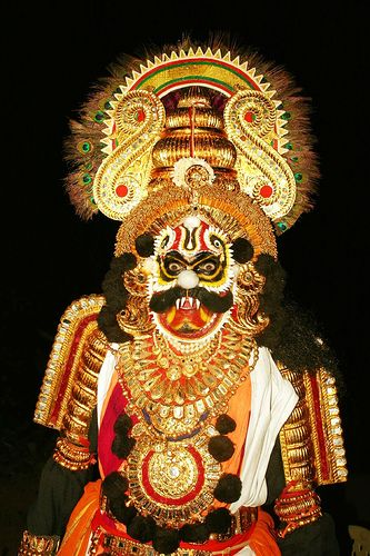 Picture Of Rakshasa Demon
