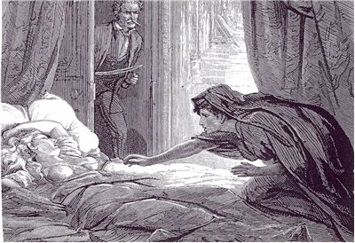 Picture Of Vampire Story By Joseph Sheridan Le Fanu